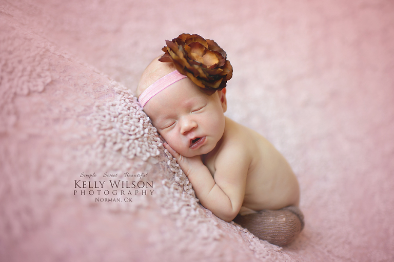 Oklahoma city newborn baby photographer sneak peek